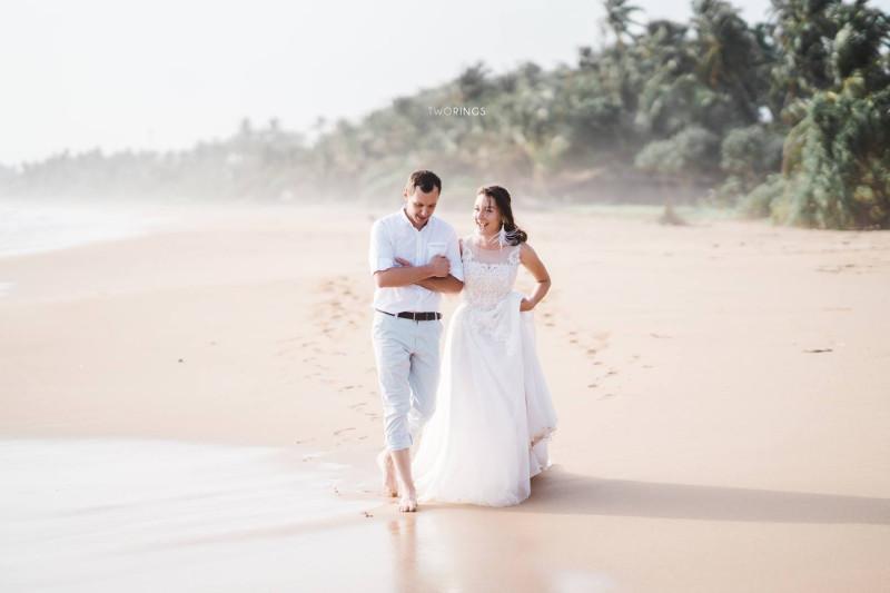 Свадьба на Шри-Ланке Светланы и Сергея