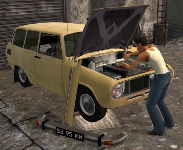 Garage Car