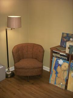 Merv's chair