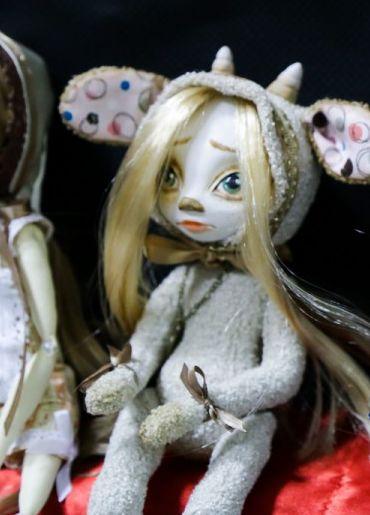 кукла-козочка