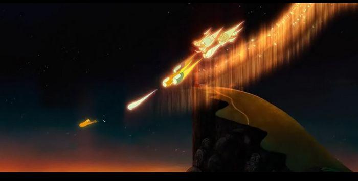 скриншот из мультфильма Песнь моря