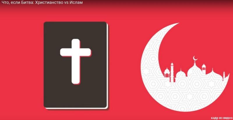 Что победит: христианство или ислам?
