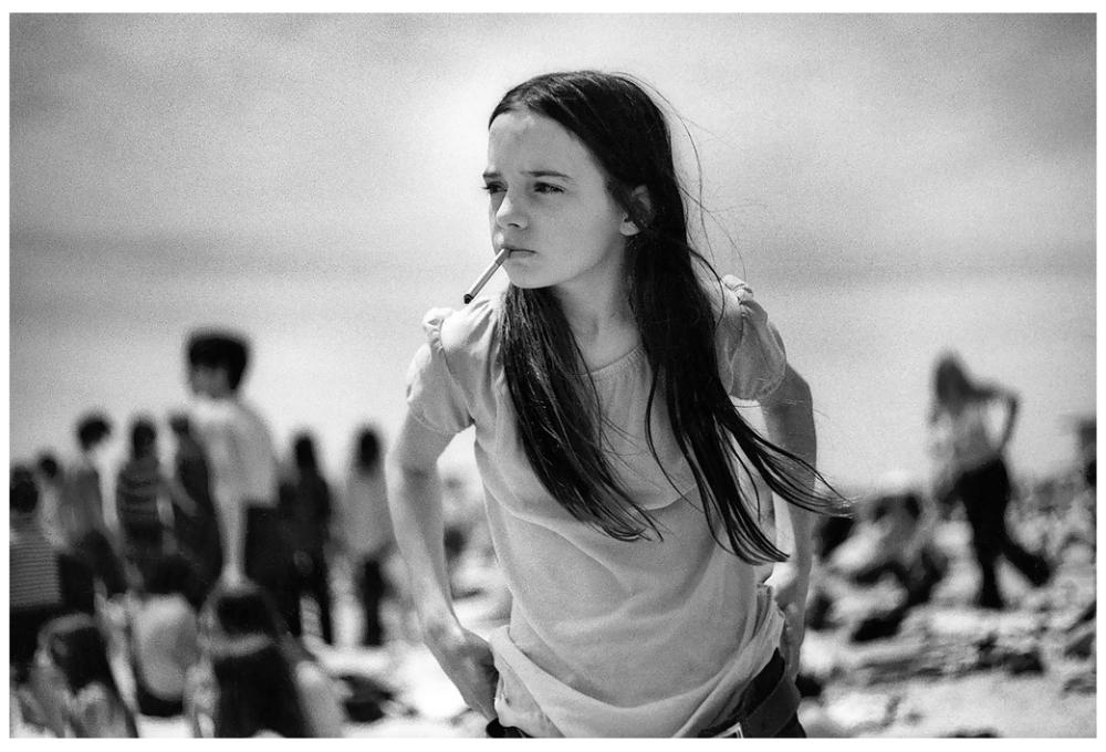 Фотограф Иосиф Сабо сделал немало фотографий, ставших культовыми. На них американские подростки 60-80 годов