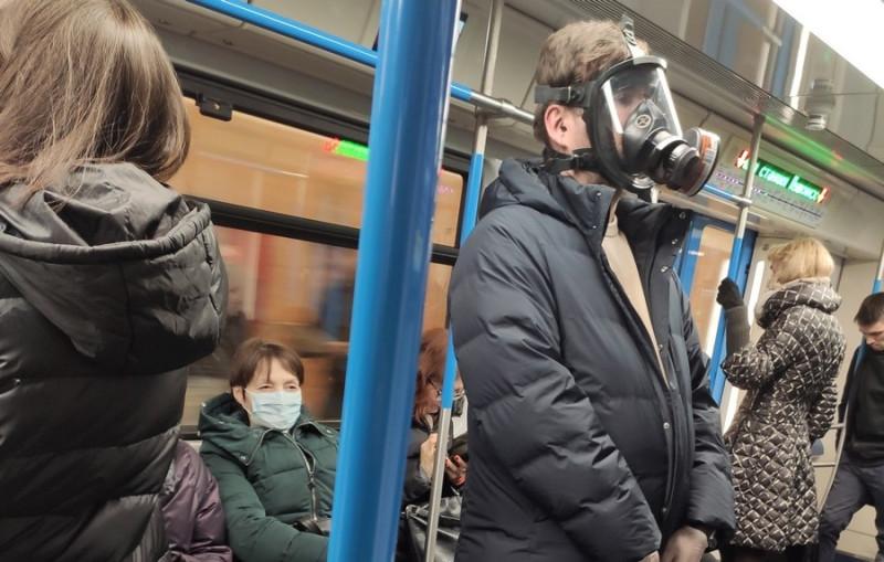 Москва, 24 марта 2020, коронавирус