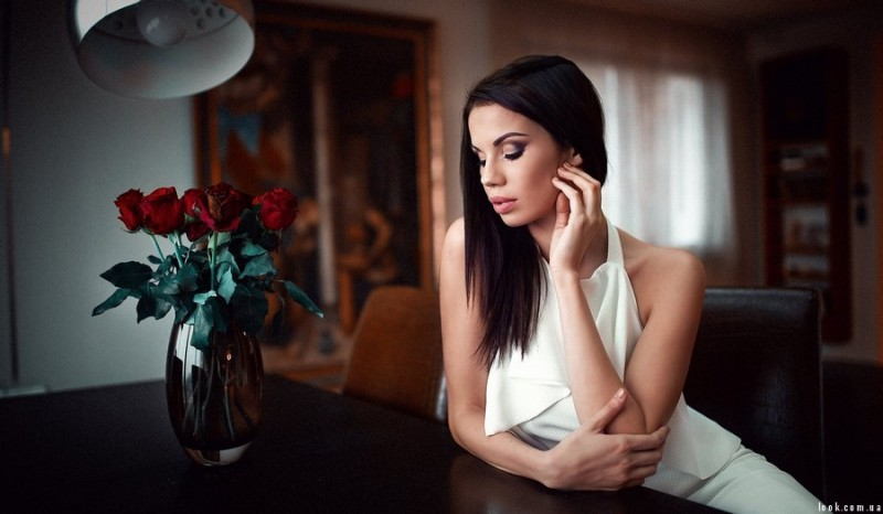 Фото: Шикарные одинокие женщины