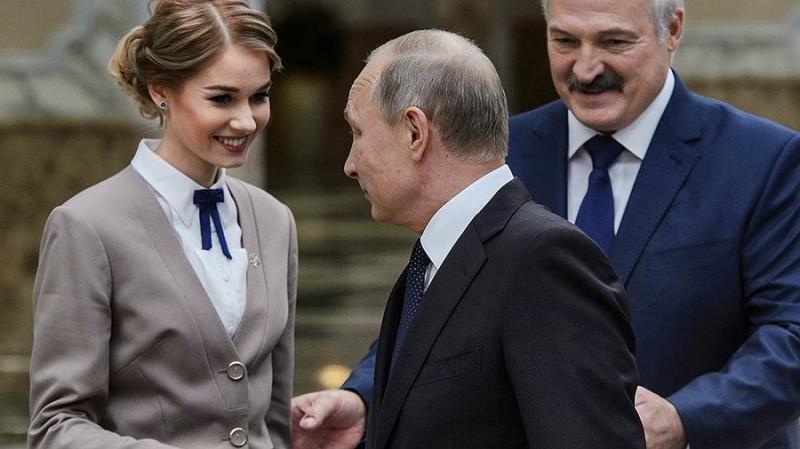 Фото: Путин, осень 2020