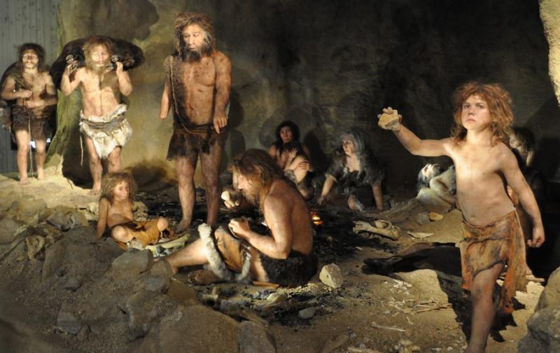 Фото: Древние люди