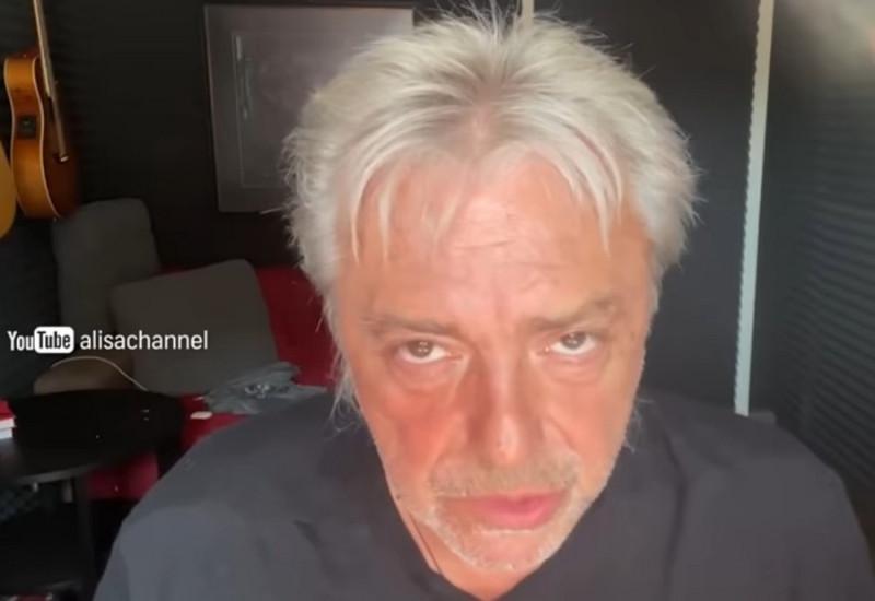 Рок-легенда Константин Кинчев выступил против вакцинации и призвал