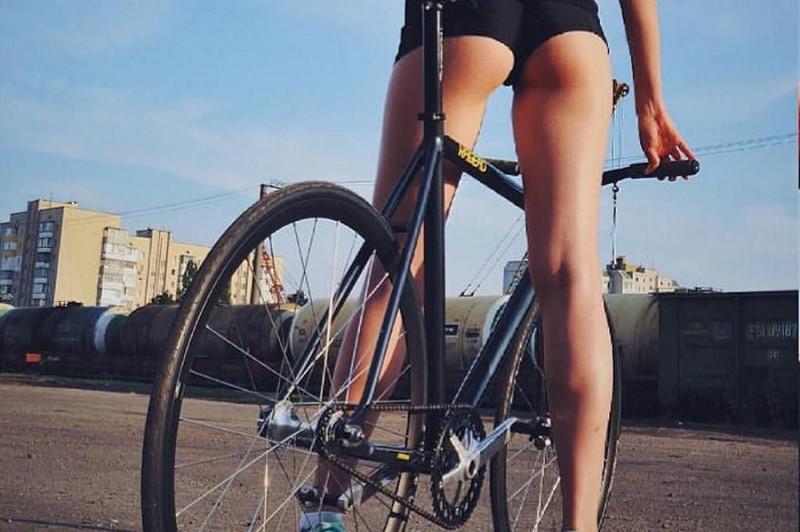 Фото: садись на велосипед