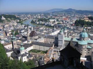 Зальцбург под ногами