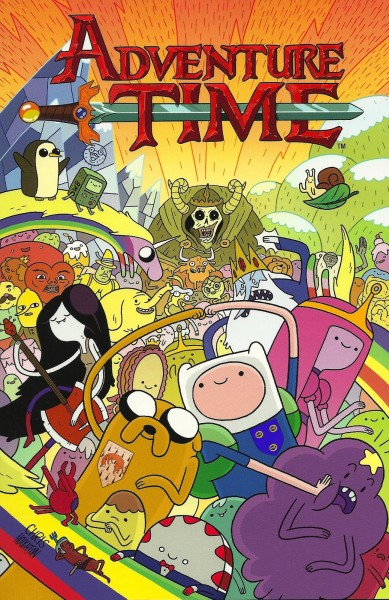 adventure time cover copy