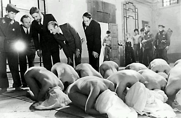 Секс в назциских канцлагереей