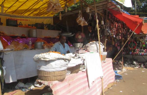 Рынок в Старом Гоа