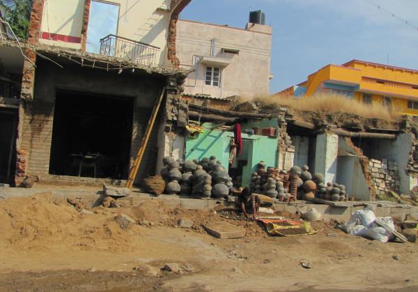 Поселок в Карнатаке