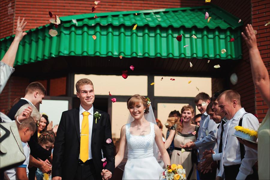 Солнечная свадьба 20