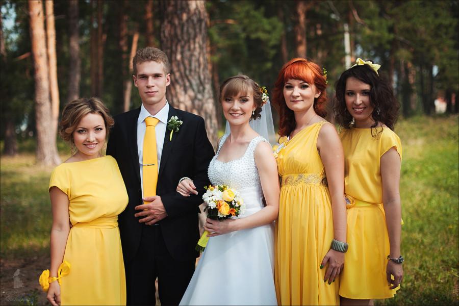 Солнечная свадьба 23