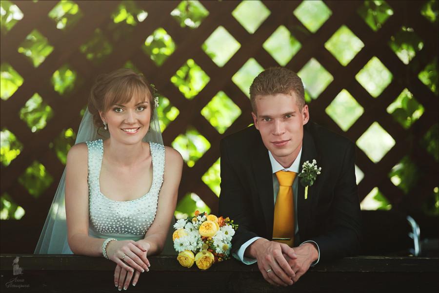 Солнечная свадьба 37