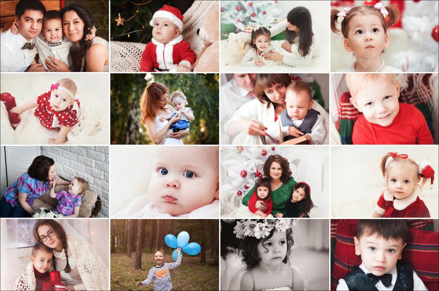 итоги года про детей и родителей