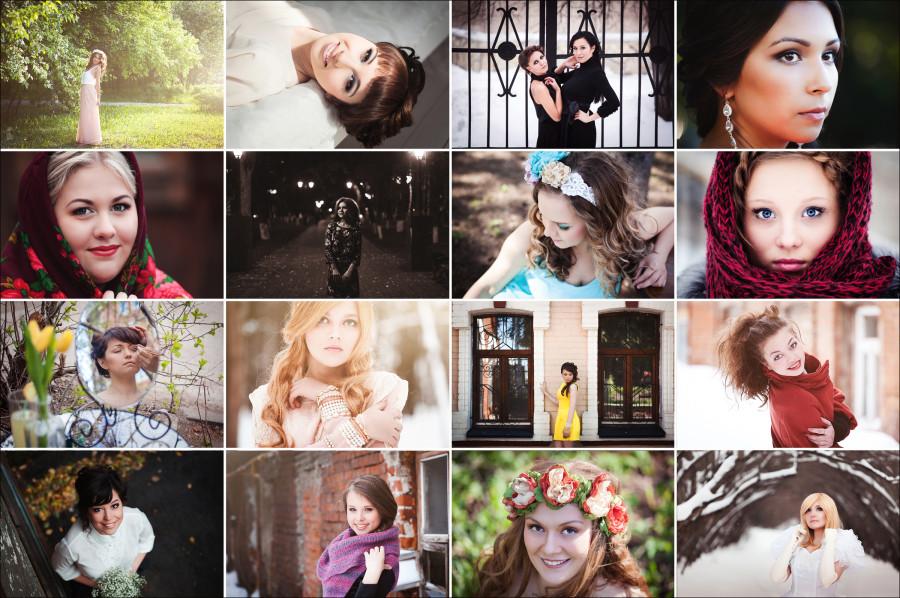 итоги года про портрет