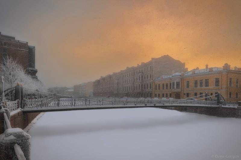Почтамтский мост (фото valdep)
