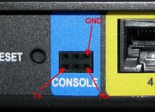 InfoLan.net.ua :: Просмотр темы - Схемы консольных кабелей для aDSL модемов.