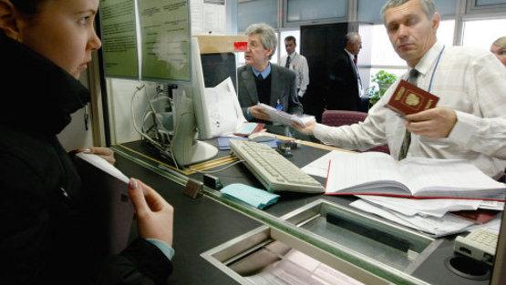 Фальшивое посольство США выдает визы всем желающим