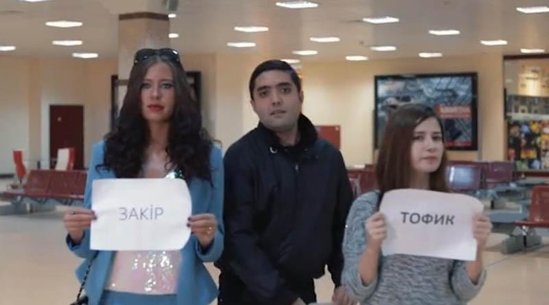 Азербойджанской секс