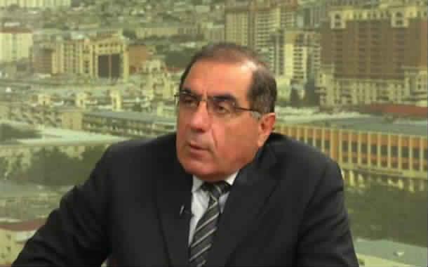 Азербайджанский горе-политолог Кабул Хуссейнов: блогер Лапшин - агент