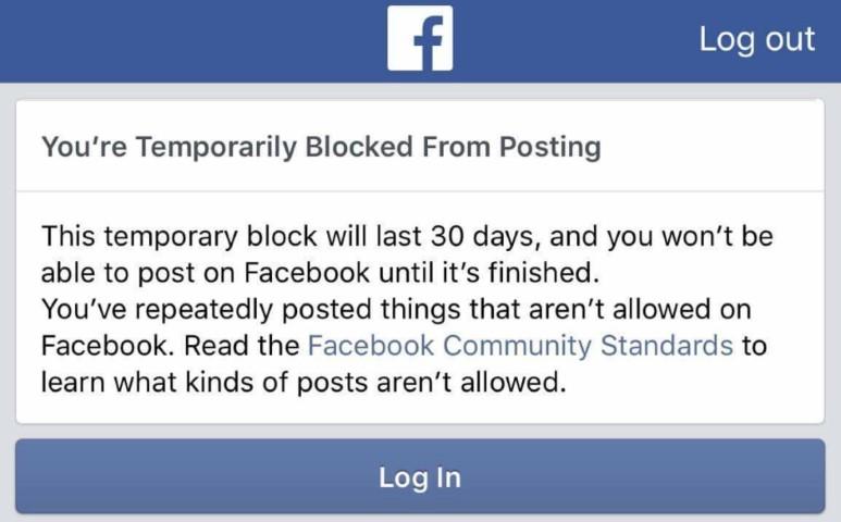 Вас банят в Фейсбуке? Ударим по жалобщикам клонированием