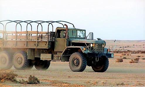 Как я 112 грузовиков на свалку увозил (Израиль)