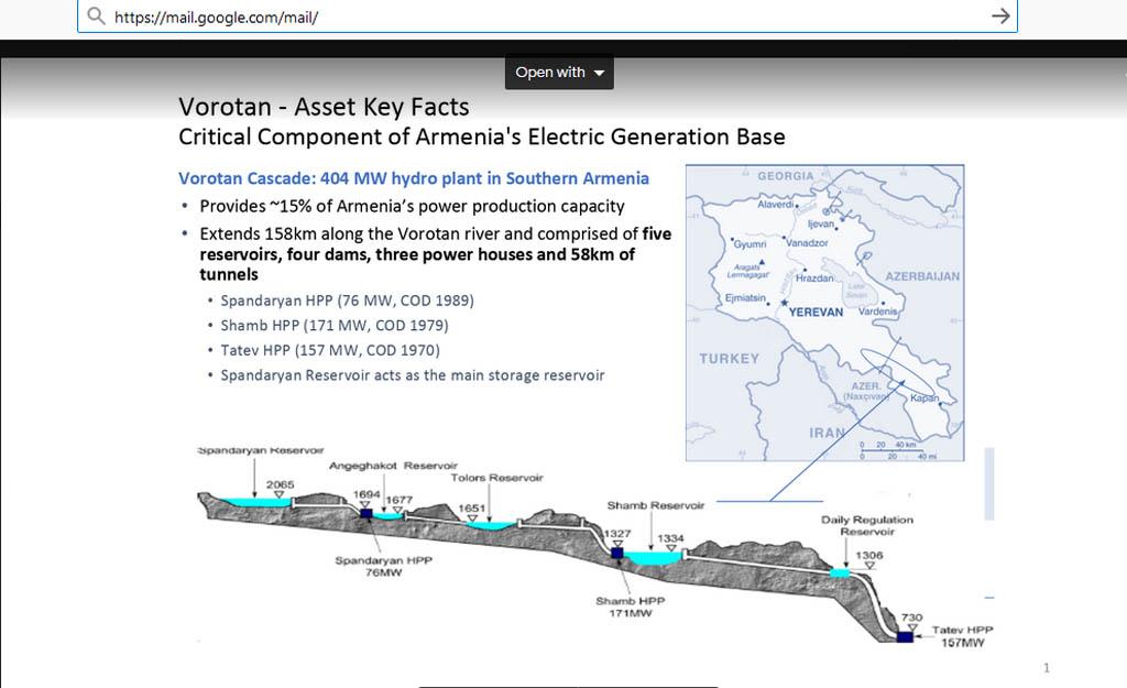 Воротанский каскад ГЭС в горах южной Армении Армении, Азербайджана, станции, можно, сегодня, активно, почти, Шамбской, энергии, использование, провести, бывшего, турбины, тоннеля, плане, просто, странах, расположен, долларов, будет