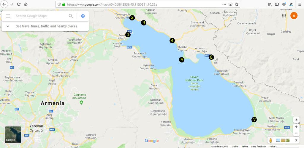 Где отдохнуть на армянском море? Обзор отелей и пляжей озера Севан (Армения) место, берегу, Севана, пляжа, очень, здесь, Western, цифрой, карте, пляжи, дальше, отель, отдыха, везде, больше, Севане, Севан, берег, красиво, отеле