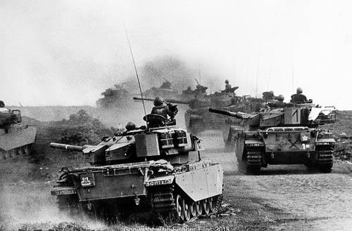 Как европейцы едва ядерную войну не спровоцировали в 1973 году (Израиль)