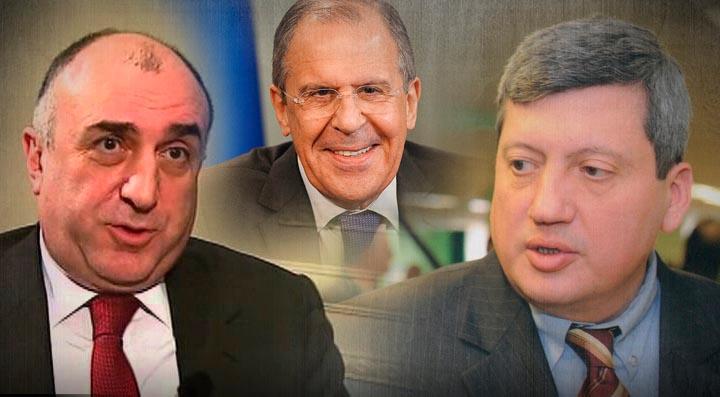 Ко мне обратился с открытым письмом министр иностранных дел Азербайджана