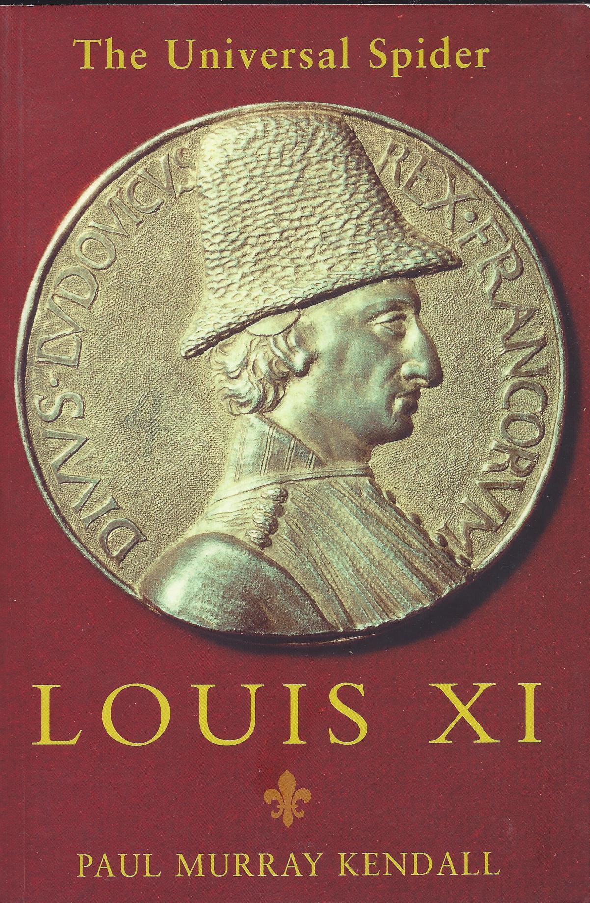 Universal Spider Louis XI