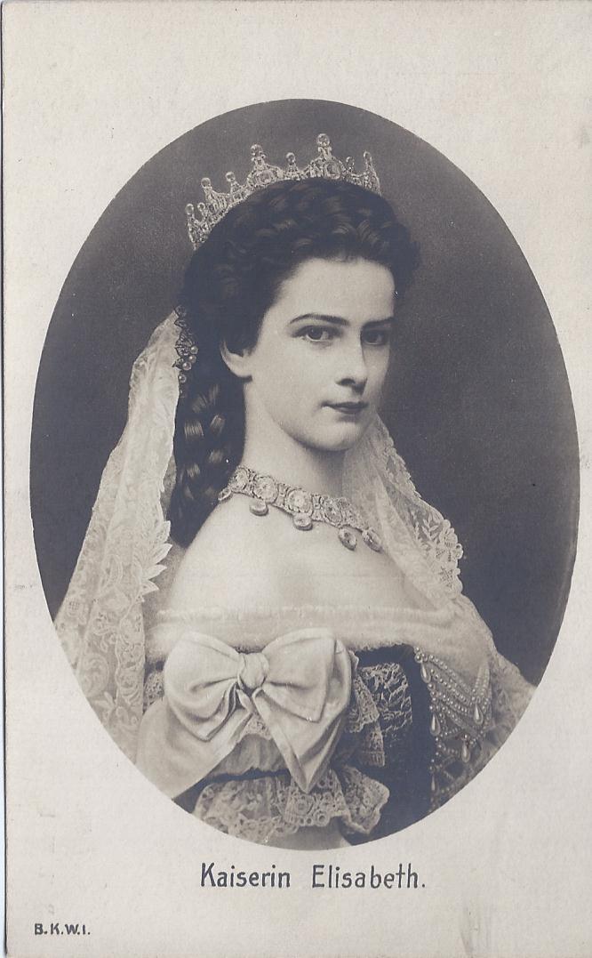 Kiserin Elisabeth Osterreich