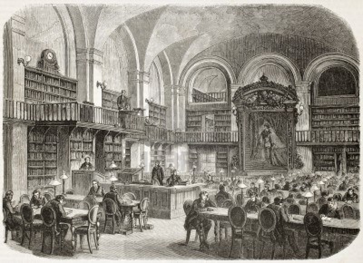 15394510-saint-petersburg-imperial-library-reading-hall-old-illustration-created-by-gaildrau-published-on-l-i