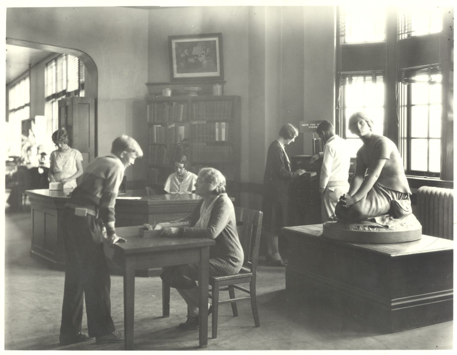 Old_Library_June1930