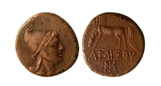 POnt.Mithridtes VI Eupator 120-63 BC