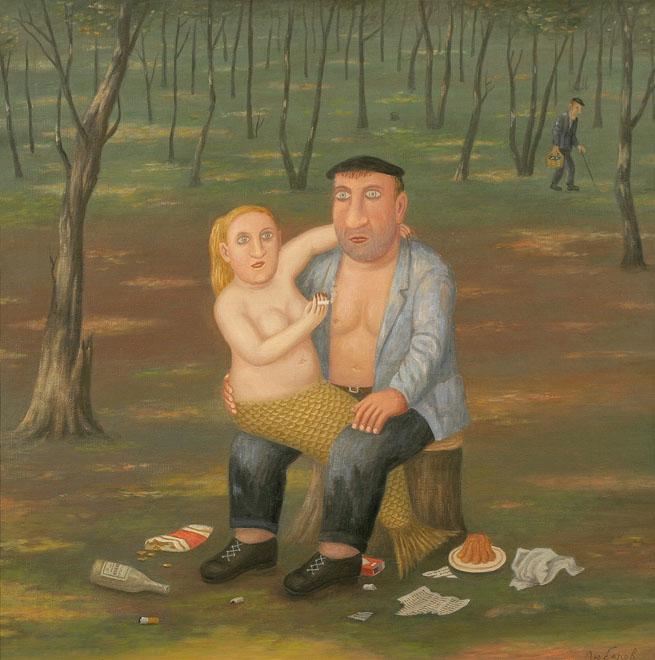 Sluchaynaya svyaz  Lyubarov