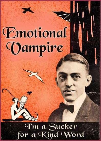 emotional vampire