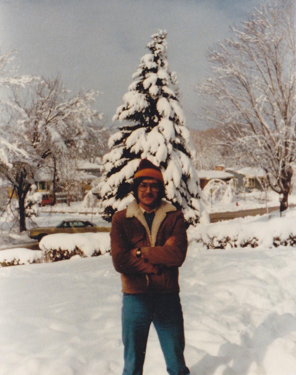 1982 MInnesota winter