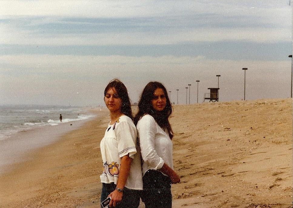 Teri and Karen California