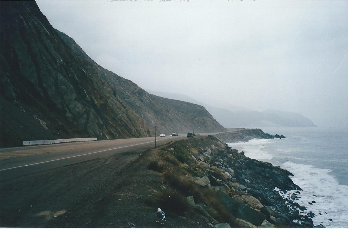 California coast Camarillo