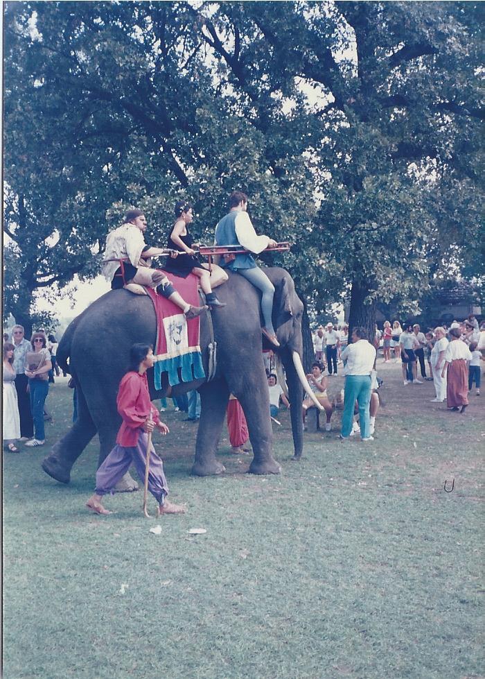 SLON, Renaiisance Festival MInnesota 1983