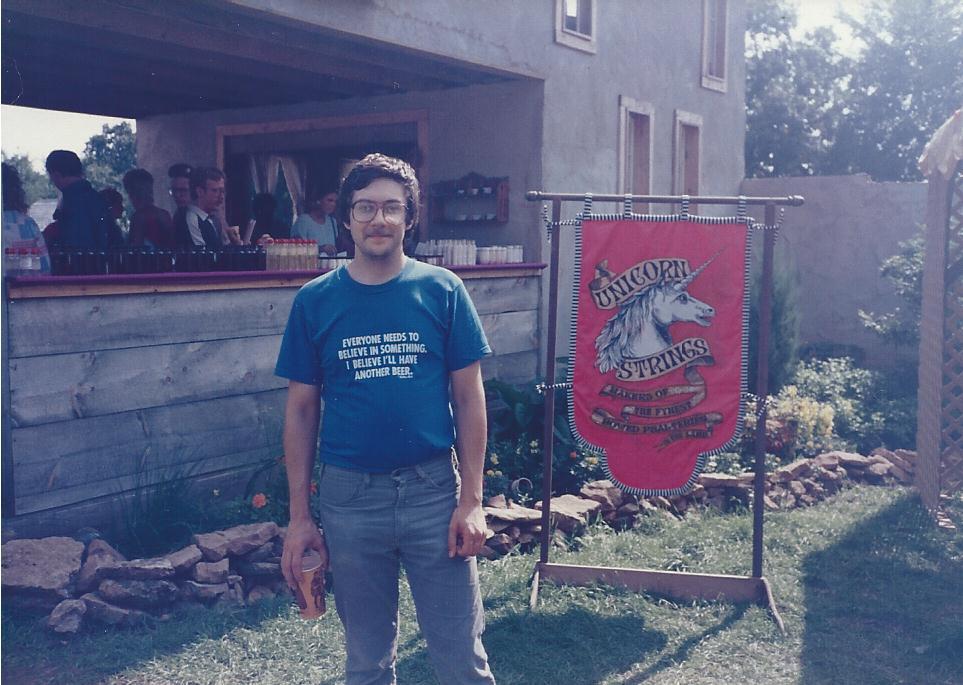 Alex. Renaissance Festival Minnesota 1983