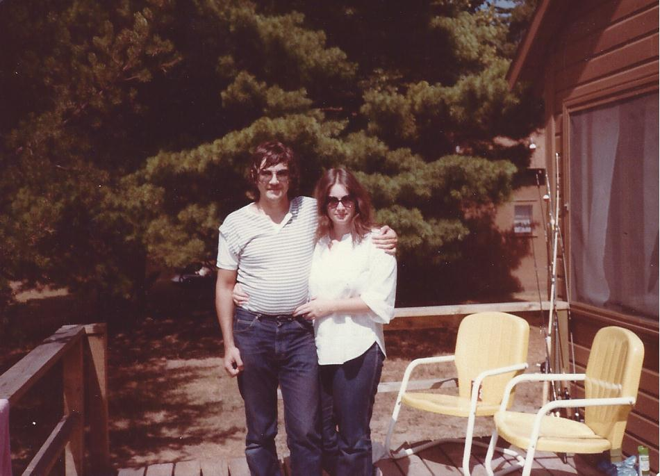Northern MInnesota Alex and Karen 1984