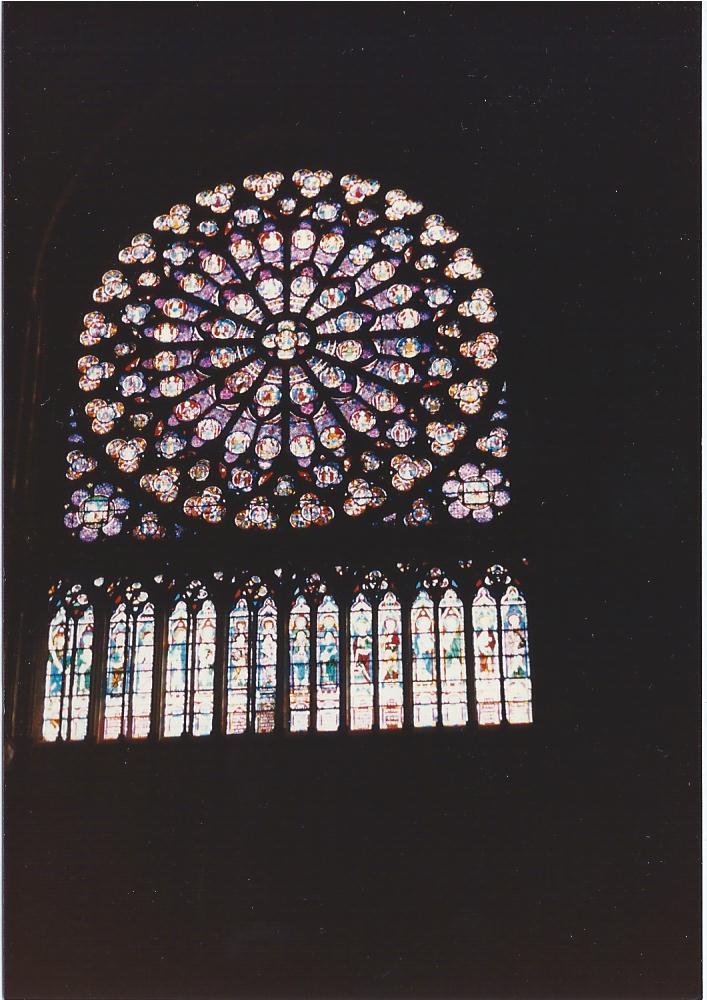 Notre Dame,Paris VITRAZHI