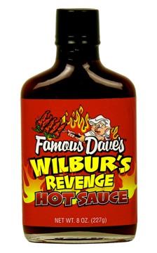 wilbur's revenge