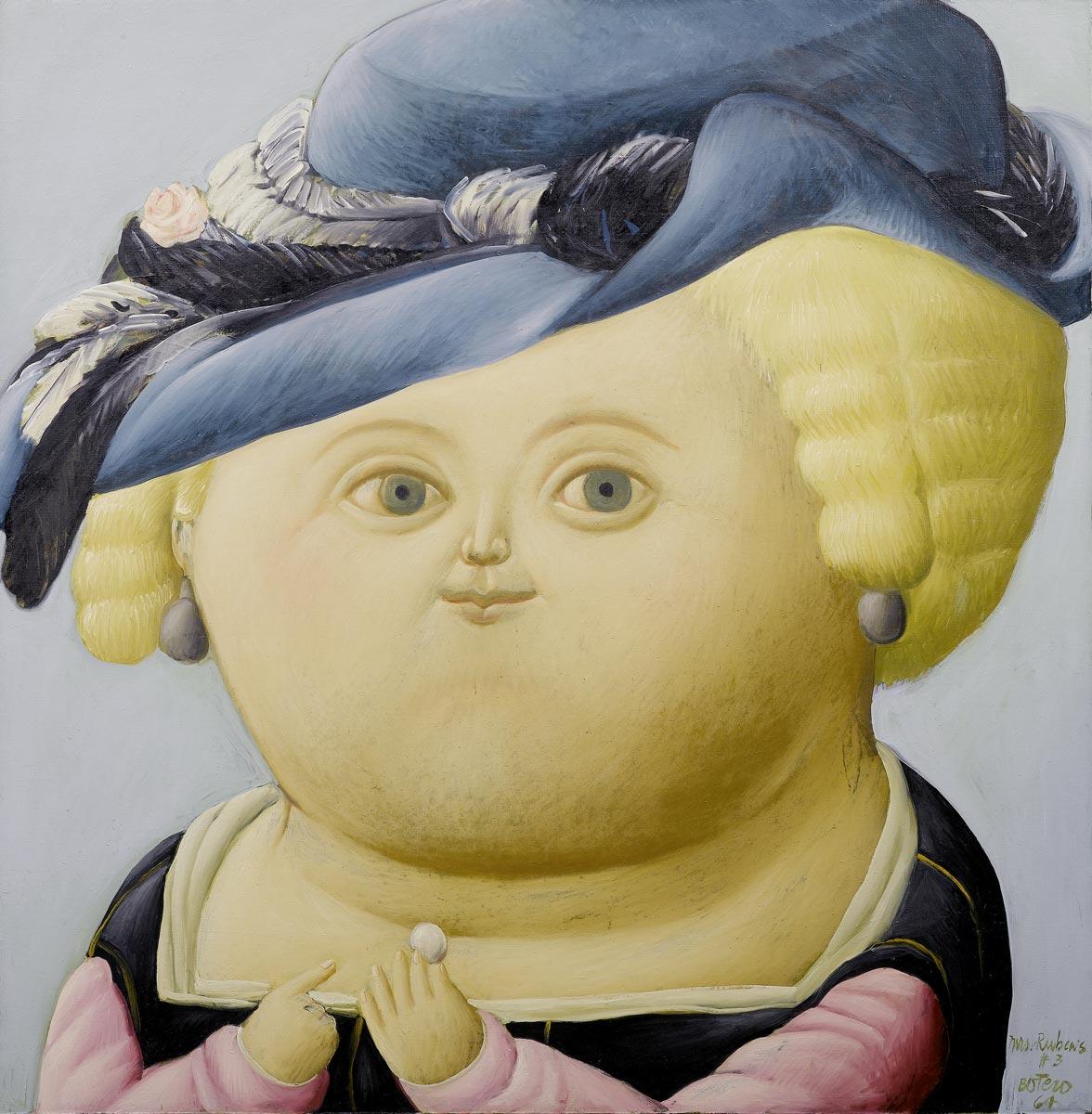 botero Ms Rubens